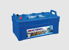 Exide Sf-Sonic Trucker is heavy duty generator battery
