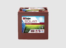 Trojan Battery for Solar Applications