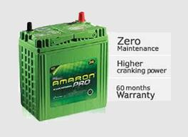 Buy car batteries in Faridabad